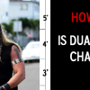 How tall is dog the bounty hunter?