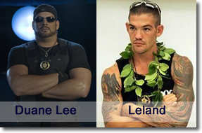 Who is hotter? Duane Lee or Leland – Official Poll